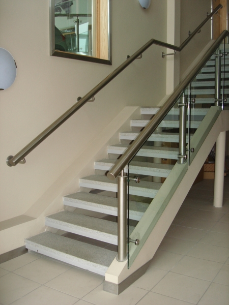 Tmc Fabrications Commercial Stairs