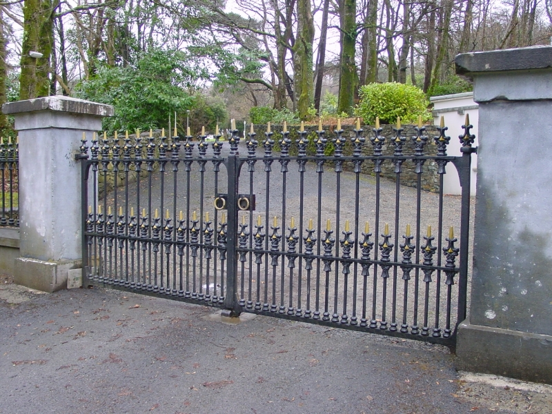 TMC Fabrications | Residential Classic & Contemporary Gates