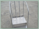 Aluminium Portable Steps