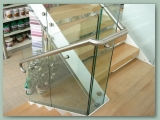 Glass Balustrade to Stairs
