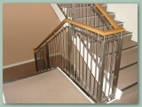 Stainless Commcercial Balustrade