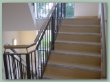 Stainless and Mild Steel Balustrade