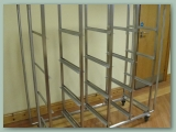 Stainless Rack Trolley