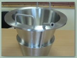 Stainless Mixing Funnel